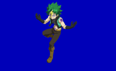 Sisco Karlisle Beyblade Burst Evolution